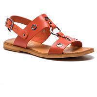 Sandały NESSI - 19557 Pomarańcz 11, w 5 rozmiarach