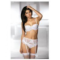 Ava lala 605/s białe stringi, Ava lingerie