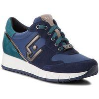 Liu jo Sneakersy - gigi 02 b68023 px003 blue/peacock s19a6