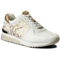 Sneakersy MICHAEL KORS - Allie Trainer 43S8ALFS1W Opt/Gold