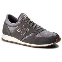Sneakersy NEW BALANCE - WL420GPG Szary, kolor szary