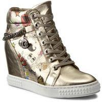 Sneakersy CARINII - B3028/F H33-000-000-B88