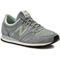 Sneakersy - wl420nba szary, New balance, 36-37