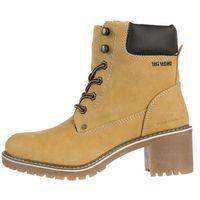 buty do kostki żółty 40 marki Tom tailor