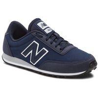 Sneakersy - u410nwg granatowy, New balance, 36-46.5