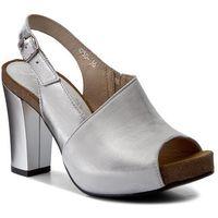 Sandały LIBERO - 4750 101/112, kolor szary