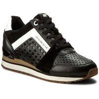 Sneakersy MICHAEL MICHAEL KORS - Billie Trainer 43R7BIFS1L Black, 1 rozmiar