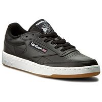 Buty - club c 85 ar0458 black/white/gum, Reebok, 35-46