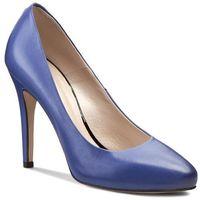 Szpilki GINO ROSSI - Lilia DCG790-P11-4300-5300-0 Niebieski 55, kolor niebieski