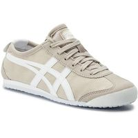 Asics Sneakersy - onitsuka tiger mexico 66 1183a223 simply taupe/white 250