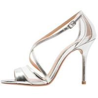 Head over Heels by Dune MACIEE Sandały na obcasie silver metallic, 0571508750039382