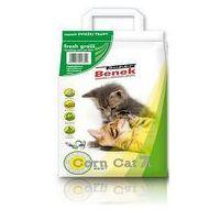 Certech super benek corn cat świeża trawa - żwirek kukurydziany zbrylający 7l