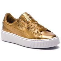 Sneakersy - basket platform luxe wn's 366687 02 ermine/ermine, Puma, 36-39