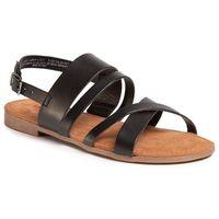 Sandały - 5-28119-24 black uni 007 marki S.oliver