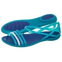 Sandały Crocs Isabella Sandal W Turquoise 202465-4P1 (CR100-h), 202465-4P1