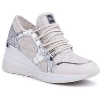 Sneakersy MICHAEL MICHAEL KORS - Liv Trainer 43S0LVFS1Y Natural, w 7 rozmiarach