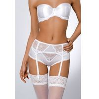 Ava av 740 intimo biały stringi, Ava lingerie