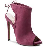 Sandały BALDOWSKI - W00416-2876-003 Zamsz Viola, kolor fioletowy