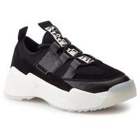 Sneakersy NAPAPIJRI - Blanche N0YJTW Mix Black 041