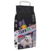 Tolsa Sanicat professional super plus żwirek dla kotów lawendowy 10l