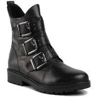 Botki REMONTE - R6575-01 Black
