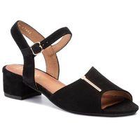 Sandały MACIEJKA - 04149-01/00-1 Czarny, kolor czarny