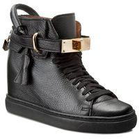 Sneakersy BALDACCINI - 803000-C Czarny Groch