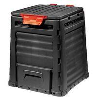 Keter Kompostownik ogrodowy eco 320l czarny + zamów z dostawą jutro! (3253929000140)