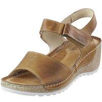 Sandały 0474 - rude marki Wasak