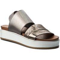 Sandały INUOVO - 8739 Pewter, w 6 rozmiarach