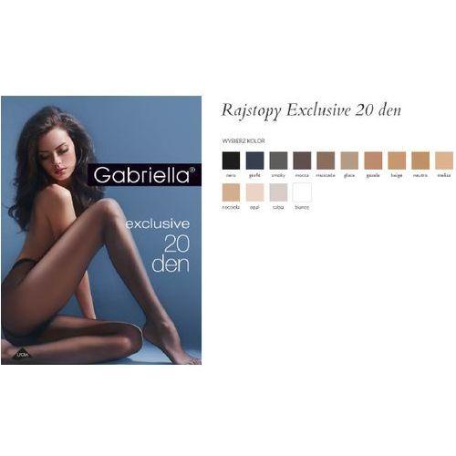 Gabriella 630 hipsters exclusive nero rajstopy, GABRA630#CZA#2