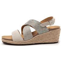 Scholl sandały damskie Sotiria 37 beżowy (8034113788625)