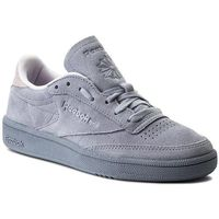 Buty - club c 85 nbk cm9055 purple fog/quartz, Reebok
