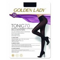 Golden lady tonic 70 • rozmiar: 5/xl • kolor: nero