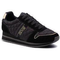 Sneakersy VERSACE JEANS COUTURE - E0VUBSA1 71174 899 Czarny, kolor czarny