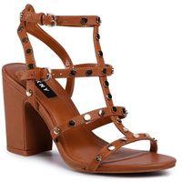 Sandały DKNY - Hanz K1011635 Cognac, kolor brązowy