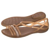 Sandały Crocs Isabella Sandal W Bronze 202465-854 (CR100-g)