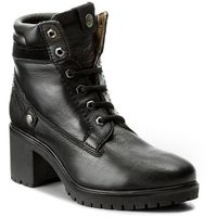 Botki - sierra leather wl172510 black 62, Wrangler, 36-40