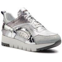 Sneakersy SIMEN - 1527A Srebrny