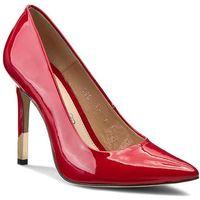 Szpilki BALDACCINI - 652000-013 Bene Red, kolor czerwony