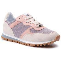 Sneakersy LIU JO - Alexa BXX049 PX037 White/Pink, w 5 rozmiarach