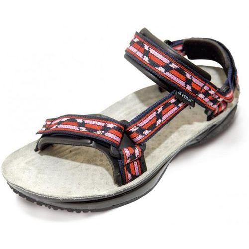 Sandały TERRA WOMEN, kolor czerwony