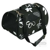 Zolux  torba transportowa dla małych zwierząt kolor czarny