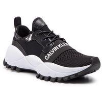 Sneakersy jeans - talula r7813 black, Calvin klein, 35-41