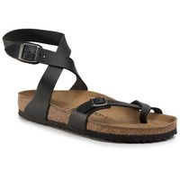 Sandały BIRKENSTOCK - Yara 1011442 Black