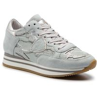 Sneakersy PHILIPPE MODEL - Tropez Higher THLD FF02 Cam Diamant Eau, w 4 rozmiarach