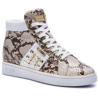 Sneakersy - bekann fl7bek pel12 natu marki Guess