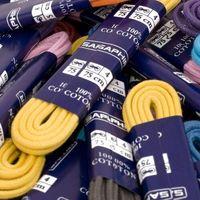 Saphir sznurowadła do butów 1,5 mm woskowane okrągłe