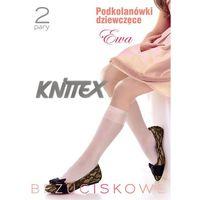 Knittex Podkolanówki kids line ewa 20 den a'2