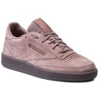 Buty Reebok - Club C 85 Lace BS6529 Smoky Orchid/White, kolor fioletowy
